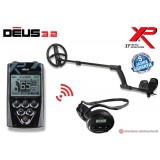 XP DEUS 22 RC WS4 Komplett-Set