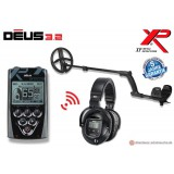 XP DEUS 22 RC WS5 Komplett-Set