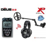 XP DEUS 28 RC WS5 Komplett-Set