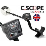 C.scope CS770XD Metalldetektor