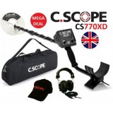 C.scope CS770XD Starter-Kit