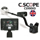 C.scope CS990XD Metalldetektor