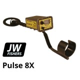 JW Fisher Pulse 8X Unterwasser Metalldetektor