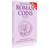 Identifying Roman Coins - Richard Reece & Simon James, Englisches Buch