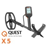 Quest X5 Metalldetektor