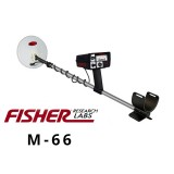 Fisher M-66 Metalldetektor