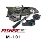Fisher M-101 Metalldetektor