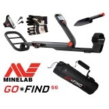 Minelab GO-FIND 66 Metalldetektor Set