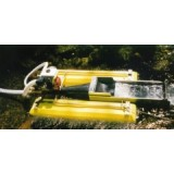 PROLINE 3 Inch Dredge / Honda 5,5 PS Motor / HP300 Pumpe / T-80 Kompressor