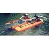 PROLINE 5 Inch Dredge / 2x Honda 6,5 PS Motor / 2x HP400 Pumpe / T-80 Kompressor