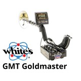 White's GMT Goldmaster Metalldetektor