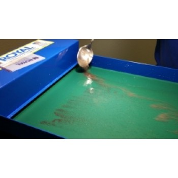 Royal Gold Dust Concentrating Table - Clean Up Tisch - Miller Table