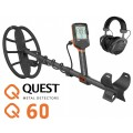 Quest Q60 Metalldetektor
