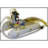 """KEENE 2"""" Backpack Dredge with Suction Nozzle - 2004SNF"""