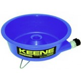 Keene Blue Bowl Concentrator